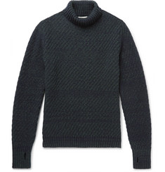Oliver Spencer Talbot Ribbed Wool Rollneck Sweater