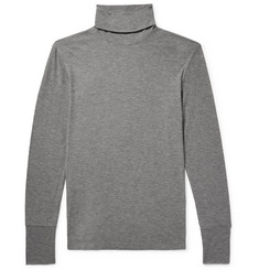 Theory - Ribbed Modal-Blend Rollneck Sweater