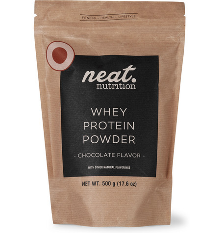NEAT NUTRITION Whey Protein Powder in Colorless