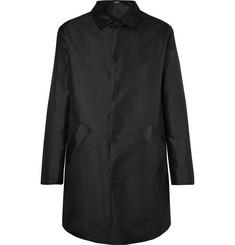 Shell Coat  Black