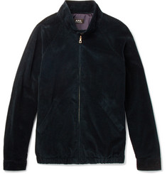A.P.C. Cotton-Corduroy Blouson Jacket