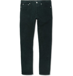 A.P.C. Petit Standard Slim-Fit Cotton-Corduroy Trousers