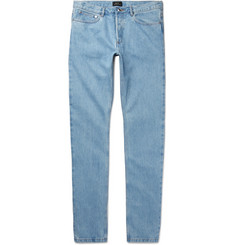 A.P.C. - Petit Standard Slim-Fit Selvedge Denim Jeans