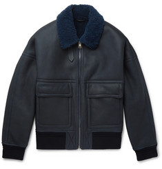 Joseph York Shearling Jacket