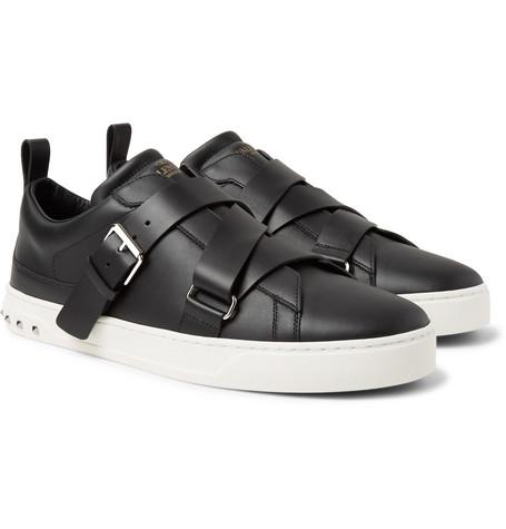 Valentino Sneakers Punk Garavani Valentino V Leather XqvrXAw