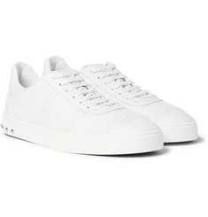 Valentino Flycrew Leather Sneakers