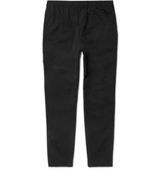 Stüssy Brushed Cotton-Twill Trousers