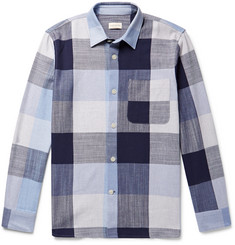 Club Monaco - Checked Cotton Shirt