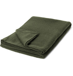 Armand Diradourian - Cashmere Travel Blanket