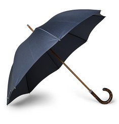 London Undercover City Gent Maple Wood-Handle Umbrella
