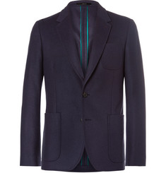 Paul Smith Wool and Cashmere-Blend Blazer