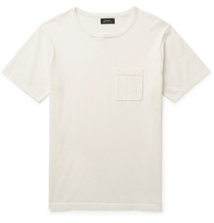 Saturdays NYC Merino Wool and Cashmere-Blend T-Shirt