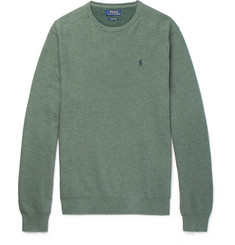 Polo Ralph Lauren Textured Pima Cotton Sweater
