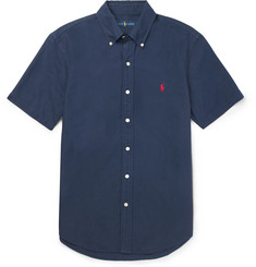 Polo Ralph Lauren - Slim-Fit Button-Down Collar Cotton Oxford Shirt