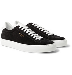 Givenchy - Urban Street Suede Sneakers
