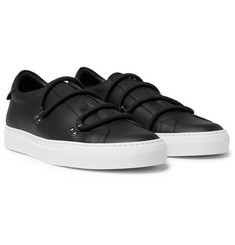 Givenchy - Urban Leather Slip-On Sneakers