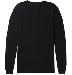 Rick Owens Virgin Wool Sweater