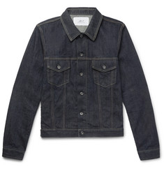 Mr P.-Selvedge Denim Jacket