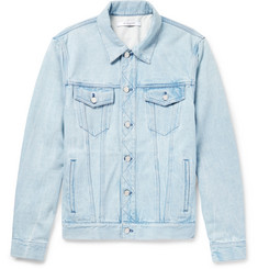 Givenchy Appliquéd Denim Jacket