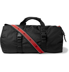 Givenchy - Webbing-Trimmed Nylon Duffle Bag