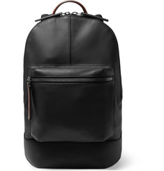 Berluti - Textured-Leather Backpack