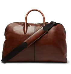 Berluti Burnished-Leather Holdall