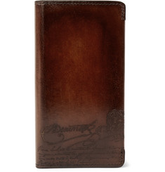 Berluti - + Native Union Scritto Leather iPhone 7 and 8 Case