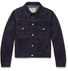 Berluti Slim-Fit Selvedge Denim Jacket
