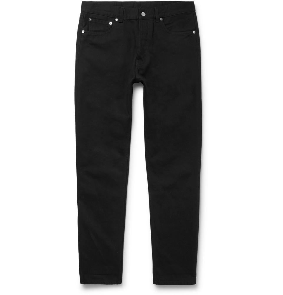 Denim Jeans - Black