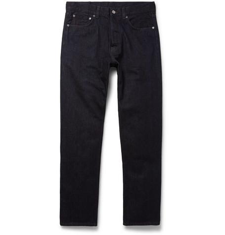 Berluti Selvedge Denim Jeans In Indigo