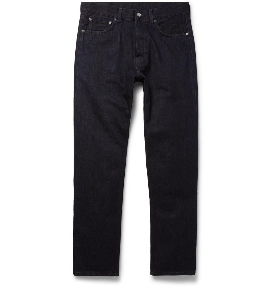 Selvedge Denim Jeans - Indigo