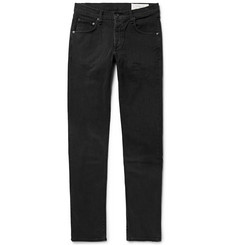 rag & bone Fit 2 Slim-Fit Faded Denim Jeans