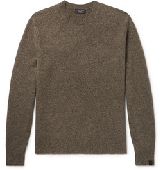 rag & bone - Haldon Slim-Fit Mélange Cashmere Sweater