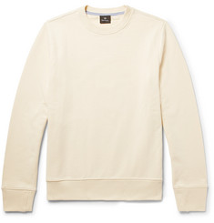 PS by Paul Smith Loopback Organic Cotton-Jersey Sweatshirt