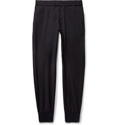PS by Paul Smith - Slim-Fit Tapered Wool Drawstring Trousers