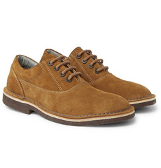 Lanvin - Suede Derby Shoes