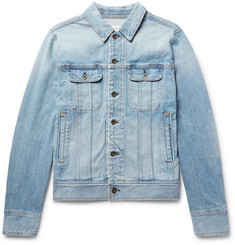 rag & bone - Faded Denim Jacket