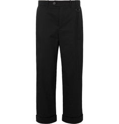 Craig Green - Wide-Leg Cotton-Twill Trousers