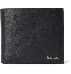 Paul Smith Textured-Leather Billfold Wallet