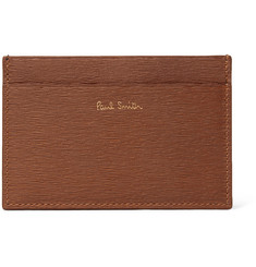 Paul Smith Panelled Textured-Leather Cardholder