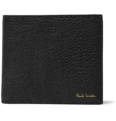 Paul Smith - Full-Grain Leather Billfold Wallet
