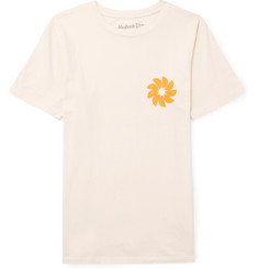 Mollusk Ojai Printed Cotton-Jersey T-Shirt