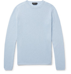 Prada - Slim-Fit Cashmere Sweater