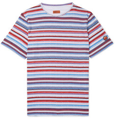 Missoni Printed Cotton-Jersey T-Shirt
