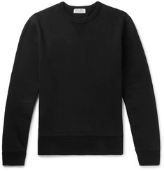 J.Crew Wallace & Barnes Loopback Cotton-Jersey Sweatshirt