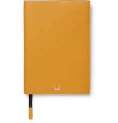 Dunhill - Cadogan Full-Grain Leather Notebook