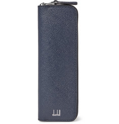 Dunhill Full-Grain Leather Pen Case