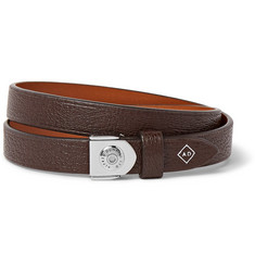 Dunhill - Leather Wrap Bracelet