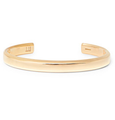 Dunhill Gold-Plated Cuff