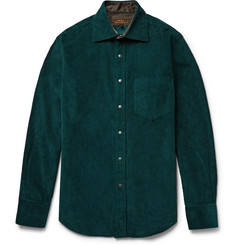 Freemans Sporting Club - Hopkins Cotton-Corduroy Shirt
